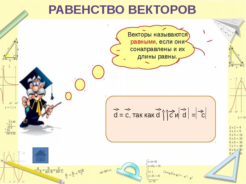 КОЛЛИНЕАРНЫЕ ВЕКТОРЫ Коллинеарные, противоположно направленные векторы. b a c...