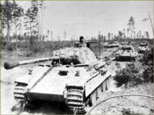 Располагая данными о времени начала германского наступления, советское коман