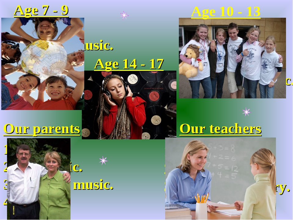 parents as our closest teachers