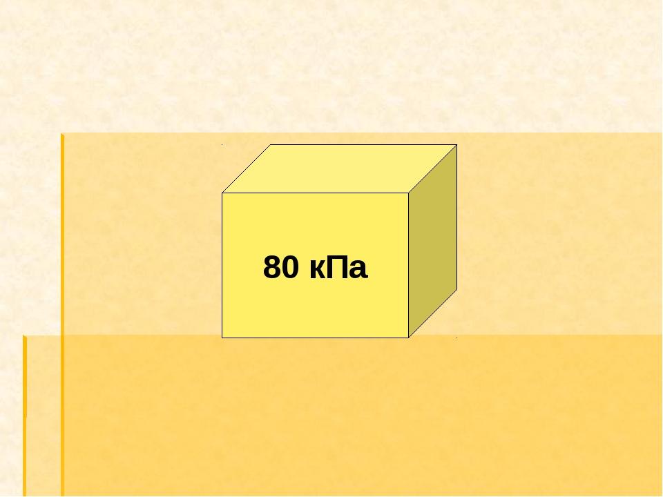 80 кПа