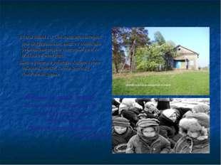 В годы войны в с. Тюй находился интернат для эвакуированных, вместе с тюинск