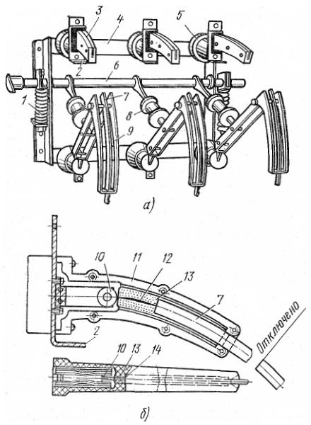 Автогазовый выключатель ВН-16