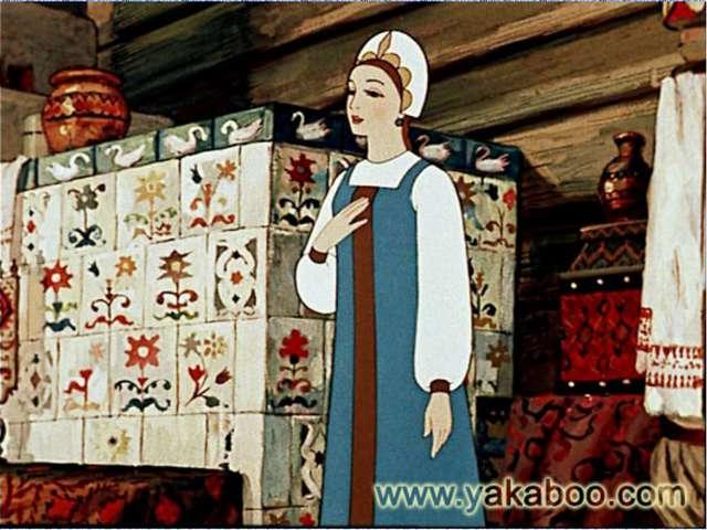 Образы женщины – это образы жены и матери, именно так они должны запечатлеват...