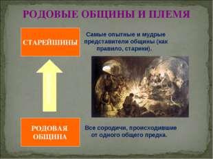 © Жадаев Д.Н., 2005 РОДОВЫЕ ОБЩИНЫ И ПЛЕМЯ Все сородичи, происходившие от одн