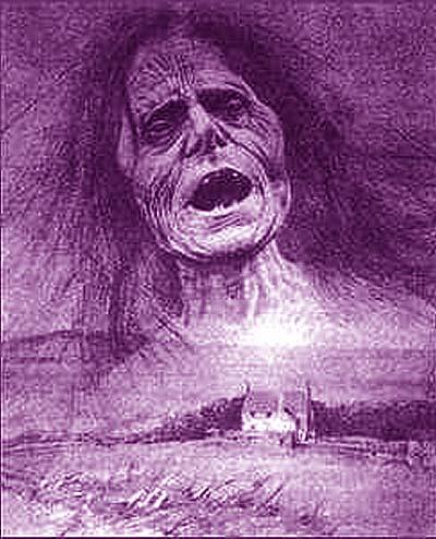 Баньши, Ирландская мифология