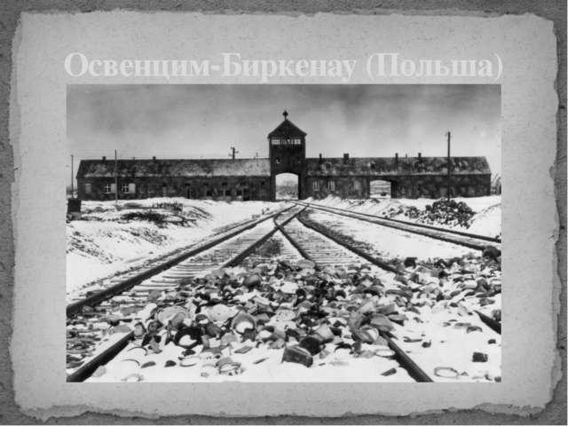 Освенцим-Биркенау (Польша)