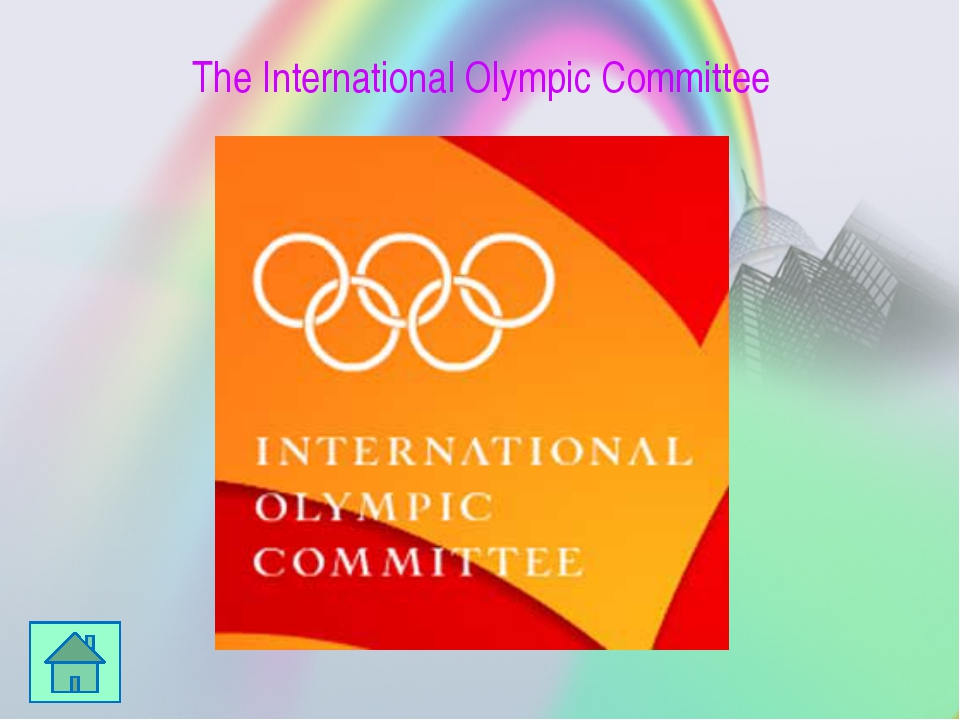 This person had an idea to bring the Olympic Games back to life. Olympiad - 30