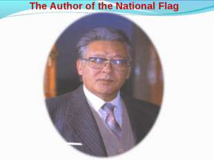 The Author of the National Flag