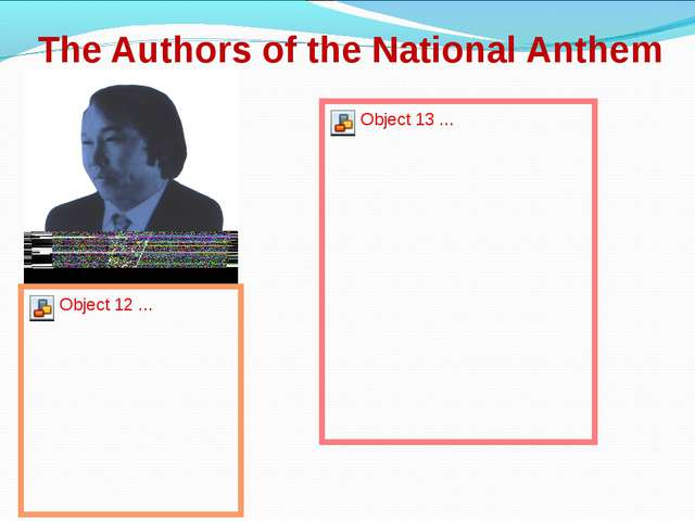 The Authors of the National Anthem