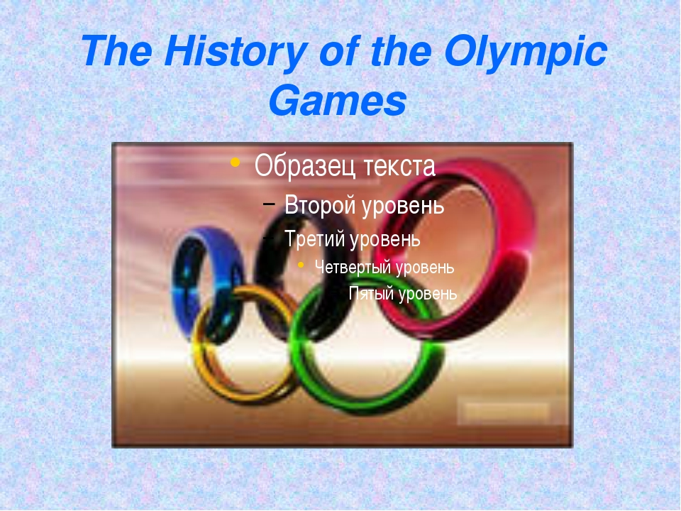 a history of the olympic games The olympic games the olympic games began over 2,700 years ago in olympia, in southwest greece the games were part of a religious festival the greek olympics, thought to have begun in 776 bc, inspired the modern olympic games (begun in 1896) the games were held in honour of zeus, king of the gods, and were staged every four.