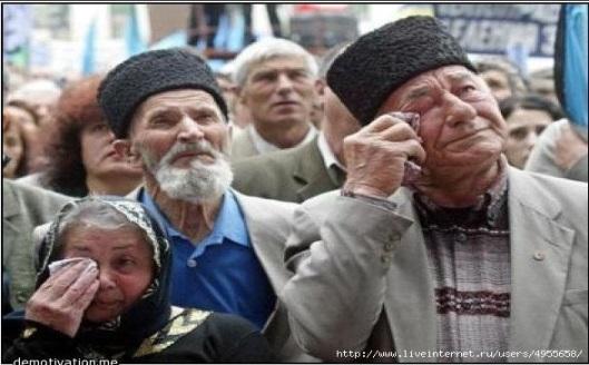 В Москве пройдет митинг к 70-й годовщине депортации крымских татар Коалиция против ненависти