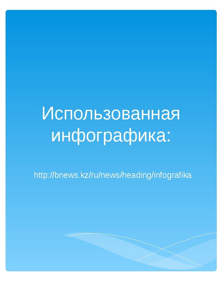 Использованная инфографика: http://bnews.kz/ru/news/heading/infografika