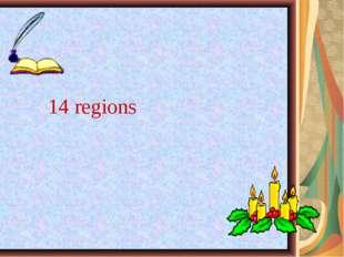 14 regions