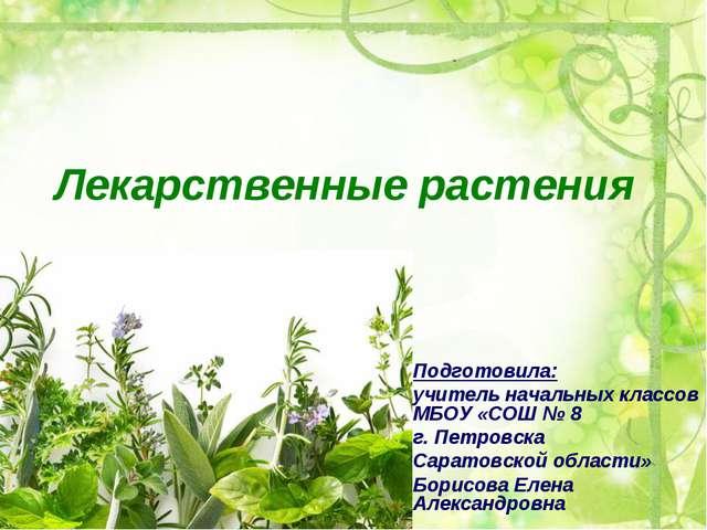 Гороскоп рефераты по лекарственным растениям