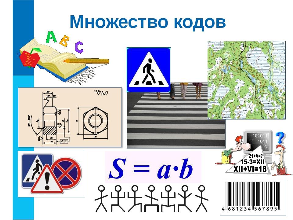 Множество кодов