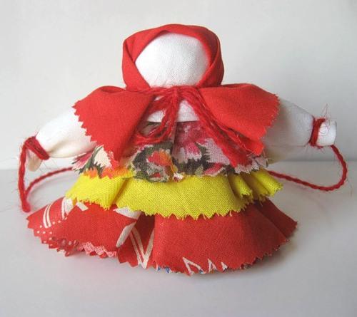 Мастер класс по изготовлению куклы оберега - quot; Волдайский колокольчик - quot