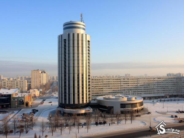 Татарстан: челнинский промышленный парк