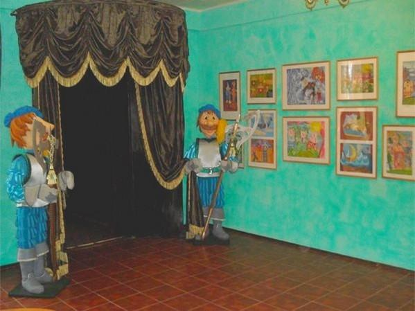 Проститутка массажистка театр кукол челябинск