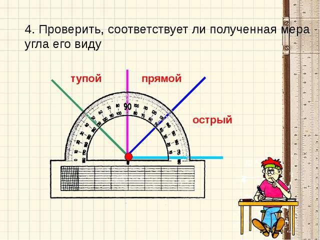ВЫВОД: Сумма углов треугольника равна 180 0.