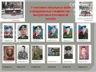 Мемориал «Черный тюльпан» г.Екатеринбург Участники локальных войн и вооружен
