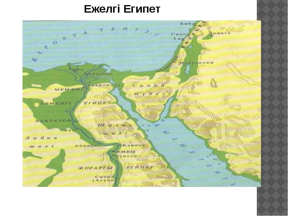 Ежелгі Египет