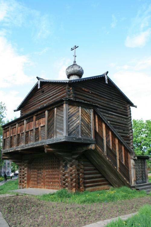 Церковь Михаила Архангела, Слободской