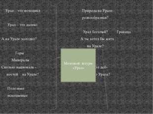 Урал – это мотоцикл Природа на Урале разнообразная? Урал – это далеко Урал б