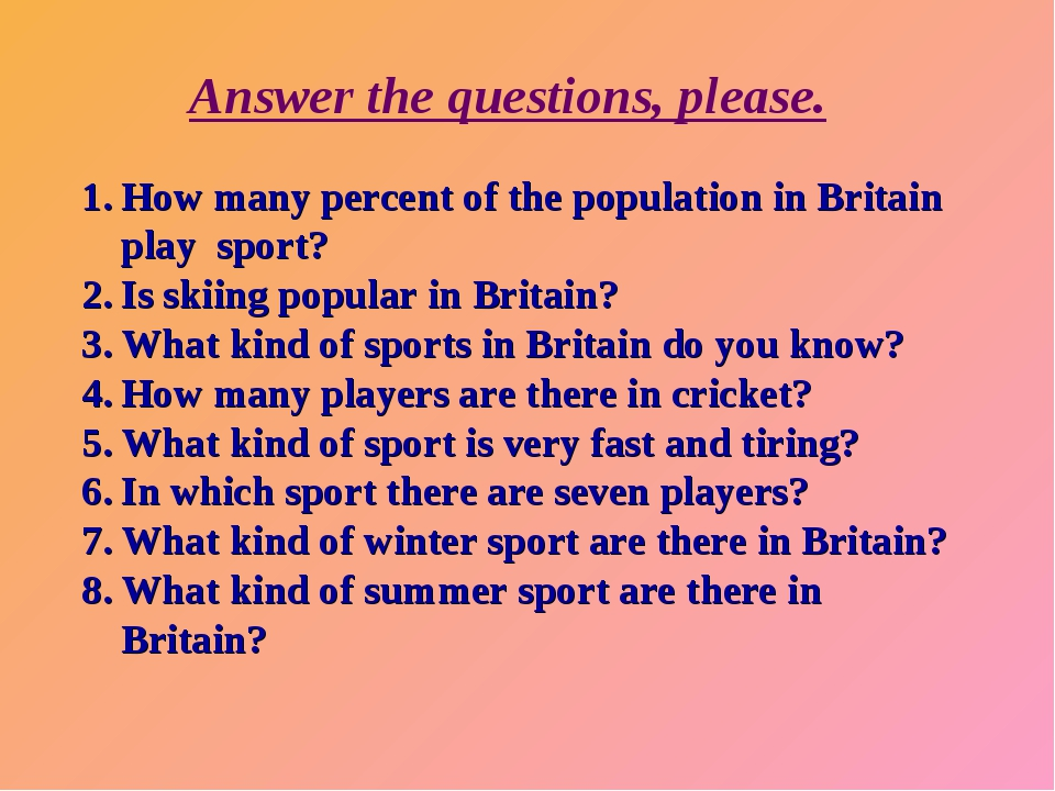 Answer the questions, please. How many percent of the population in Britain p...