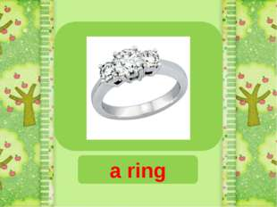 a ring