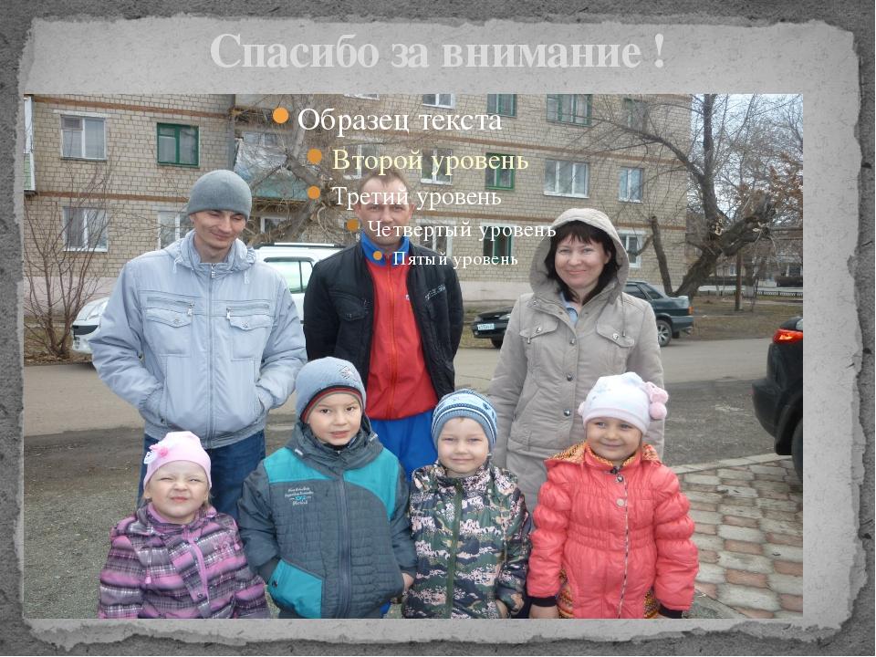 Спасибо за внимание ! http://aida.ucoz.ru