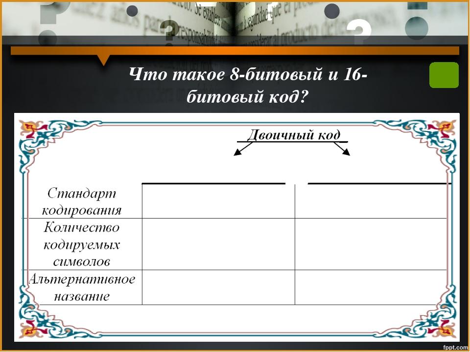 Решение задачи Оформите решение рассмотренной ранее задачи в бланках (задани...
