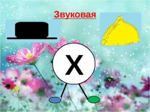 Буквенная Х