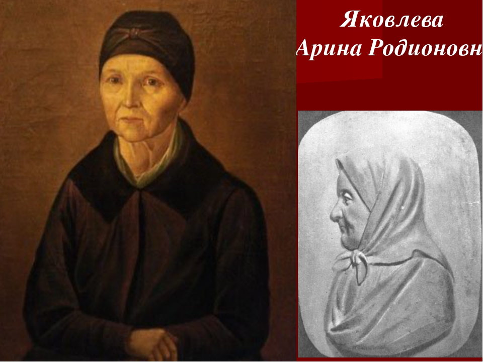 Яковлева Арина Родионовна