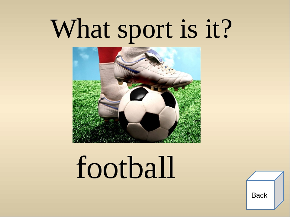 What sport is it? tennis Back