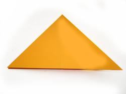 Елочка. оригами из бумаги