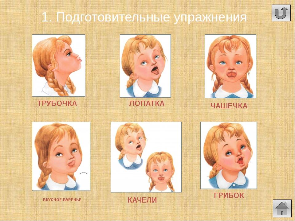 2. Артикуляционная поза - губы в улыбке; - зубы заборчиком со щелью; - кончик...