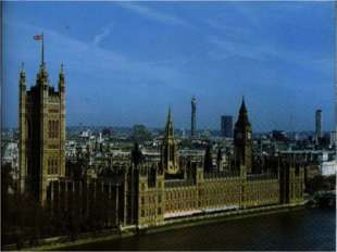 Question №4 What are the Houses of the British Parliament? The Houses of Lord