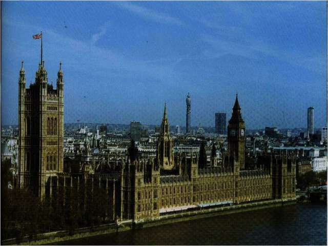 Question №4 What are the Houses of the British Parliament? The Houses of Lord...