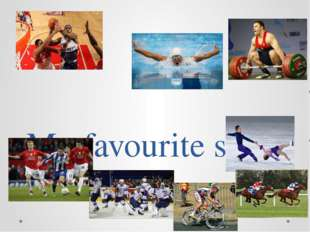 My favourite sport