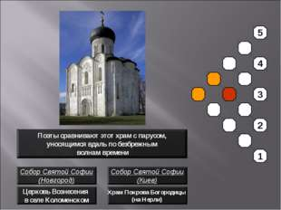 Собор Святой Софии (Новгород) Церковь Вознесения в селе Коломенском Собор Свя