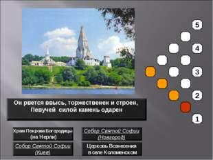 Храм Покрова Богородицы (на Нерли) Собор Святой Софии (Киев) Собор Святой Соф