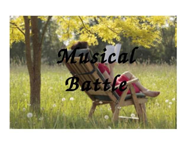 Musical Battle