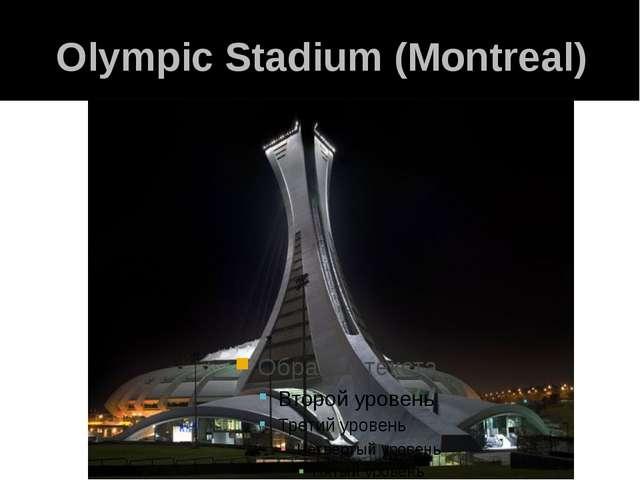 Olympic Stadium (Montreal)