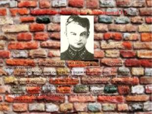 Герой Советского Союза Невкипелый Г.Т. В районе Дорохова разгорелся ожесточен