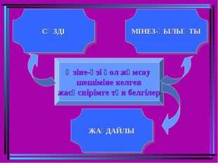Өзіне-өзі қол жұмсау шешіміне келген жасөспірімге тән белгілер СӨЗДІ МІНЕЗ-ҚЫ