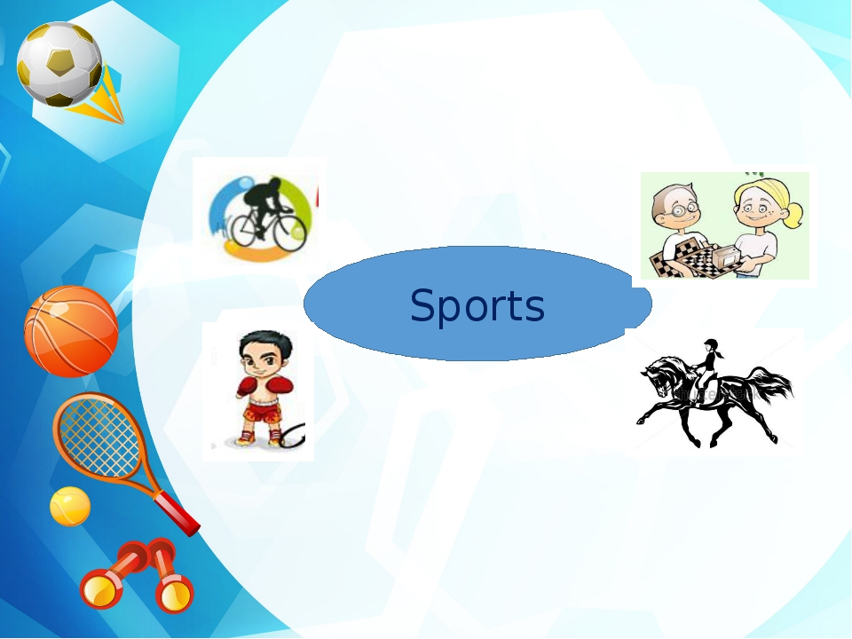 Картинки виды спорта для английского