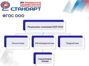 ФГОС ООО