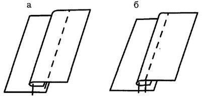 обработка швами, виды швов шитьё полезные советы 1000 советов