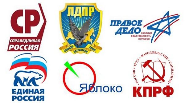 Политические партии и организации Солнечногорска Город под солнцем