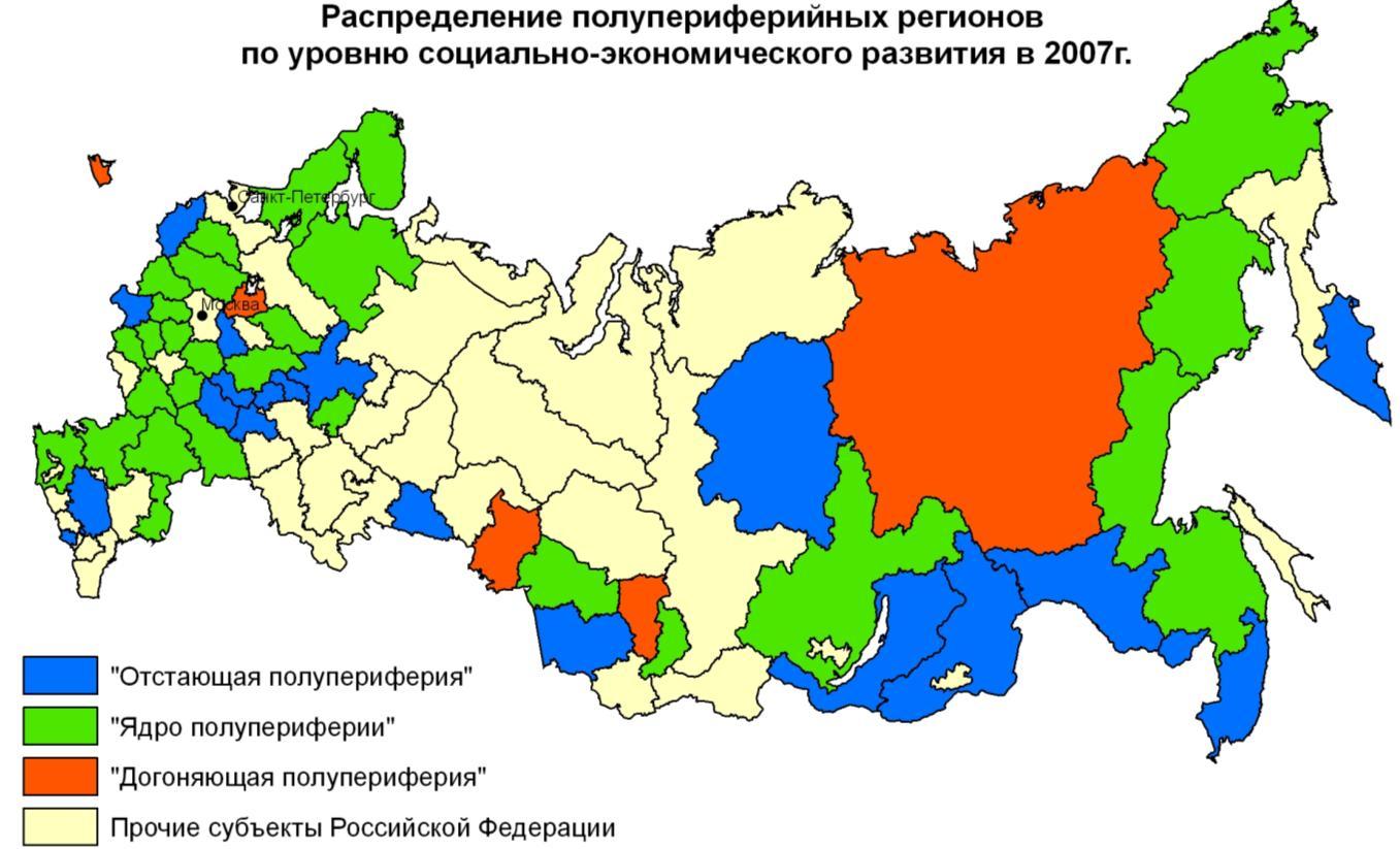характеристикам к группе регионов-лидеров,так и регионы,близкие к
